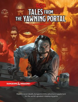 WizardsOfTheCoast D&D 5E Adventure: Tales From the Yawning Portal