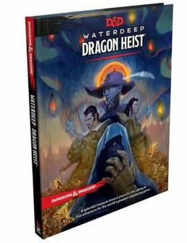 WizardsOfTheCoast D&D 5E Adventure: Waterdeep Dragon Heist