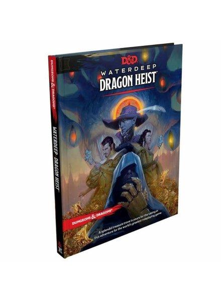 D&D 5E Adventures Waterdeep Dragon Heist