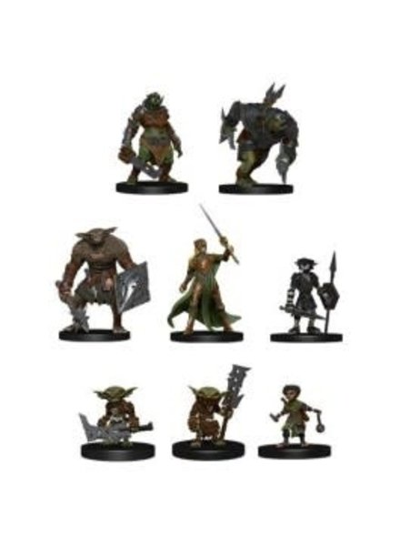 WizKids Pathfinder Battles: Legendary Adventures Preview Pack