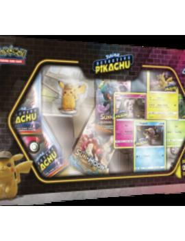 Pokemon Pokemon: Detective Pikachu - On the Case Figure Collection