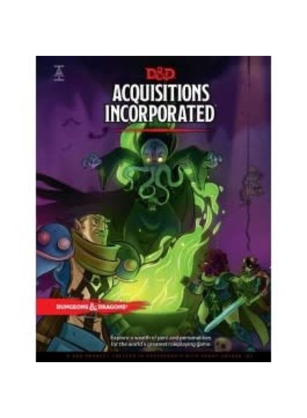 D&D 5E Acquisitions Incorporated!
