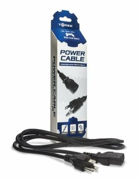 3-Prong Power Cable for PS3/ Xbox 360/ PC