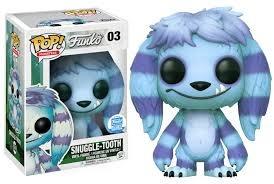 Funko POP! Snuggle-Tooth #3