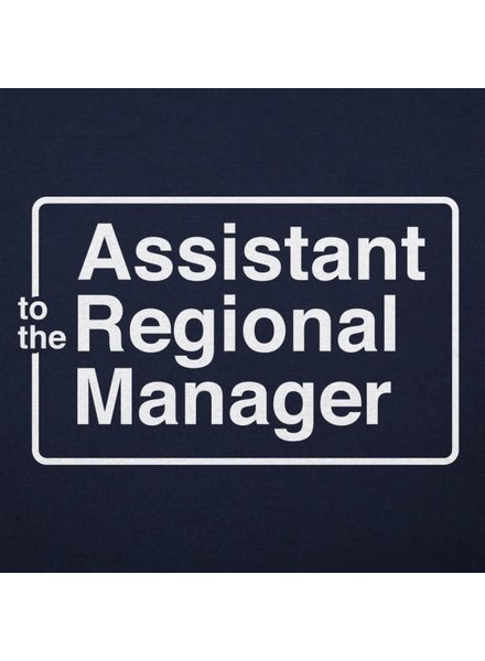Asst. To The Regional Manager T-Shirt