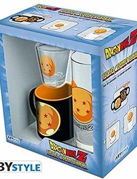 Dragon Ball Z Shot Glass Gift Set