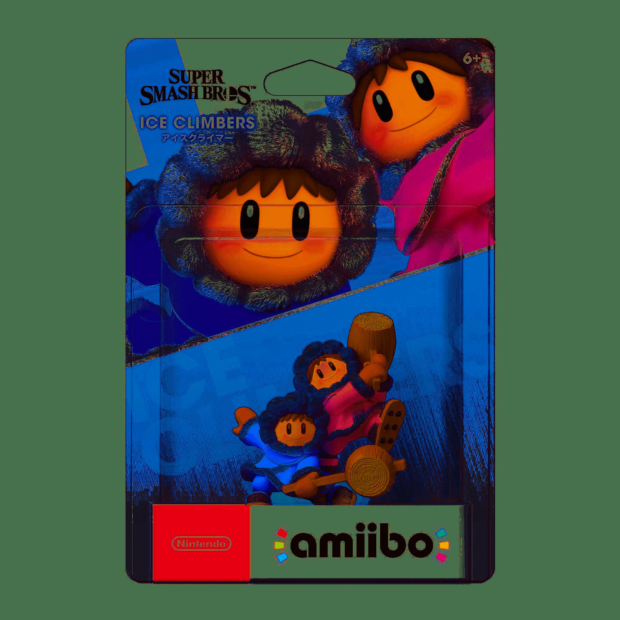 Amiibo - Ice Climbers