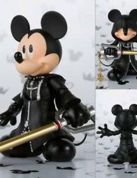 Figuarts Kingdom Hearts II SH Figuarts Figure: King Mickey
