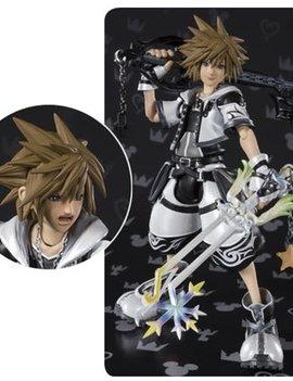 Figuarts Kingdom Hearts II SH Figuarts Figure: Sora Final Form Exclusive