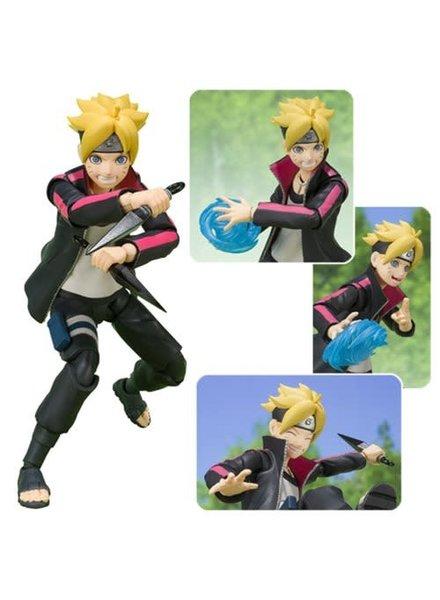 Figuarts Naruto SH Figuarts Figure: Boruto Exclusive