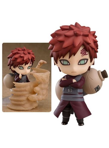 Good Smile Naruto Shippuden Gaara Nendoroid Action Figure