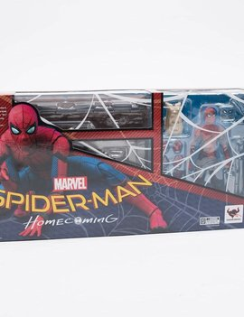 Figuarts Spider Man Homecoming SH Figuarts Figure