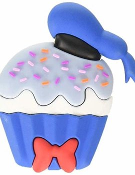 Donald Duck Cupcake Scented PVC Magnet