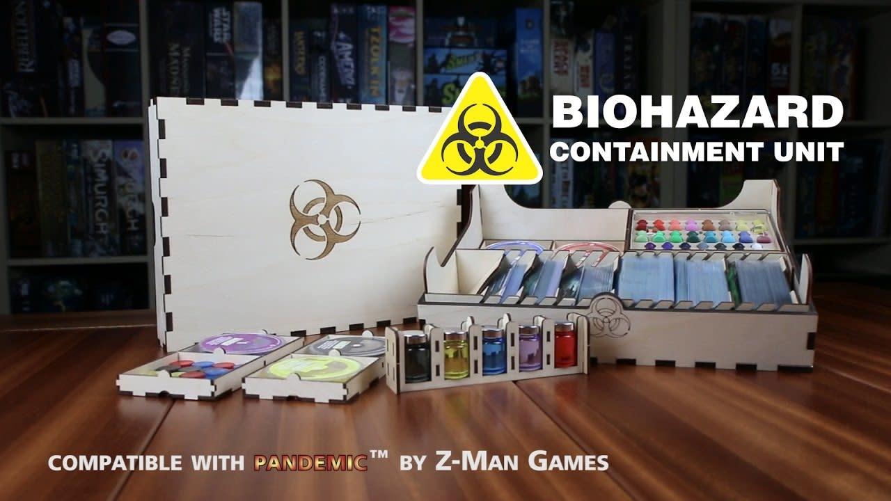 Biohazard Containment Unit