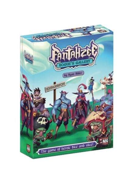 Alderac Entertainment Group Fantahzee Rogues Galaxy