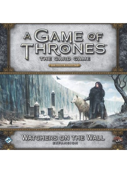 Game of Thrones: The Card Game Watchers on the Wall
