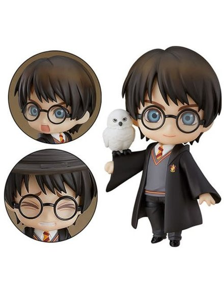 Good Smile Harry Potter Nendoroid Action Figure