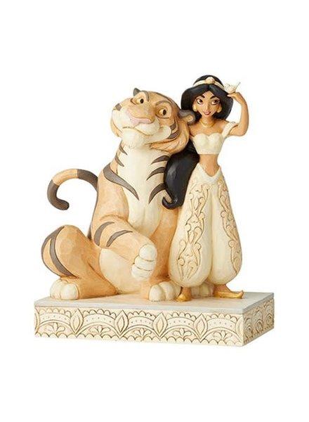 Disney Traditions Aladdin White Woodland Jasmine Wondrous Wishes by Jim Shore Statue