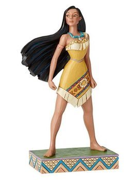 Disney Traditions Pocahontas Princess Passion Pocahontas Proud Protector by Jim Shore Statue