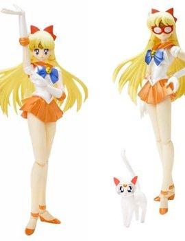 Figuarts Sailor Moon SH Figuarts Figure: Sailor V