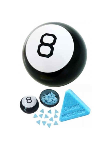 Magic 8-Ball Fortune Candy