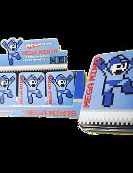 Boston America Mega Man Mega Mints