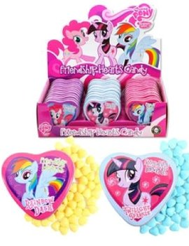 My Little Pony Friendship Hearts