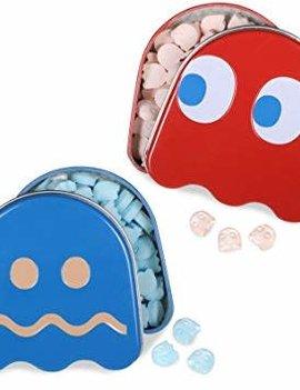 Boston America Pac-Man Blue-Raspberry/Cherry Ghost Sours