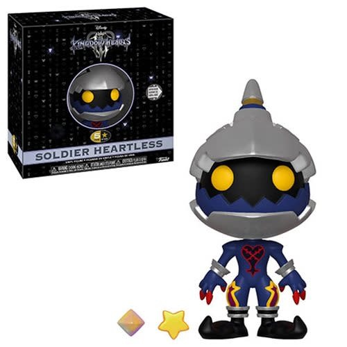 Funko 5 Star Vinyl Soldier Heartless