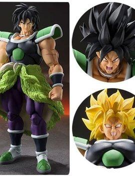 Figuarts Dragon Ball Super SH Figuarts Figure: Broly