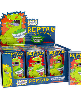 Reptar Cereal Sour Green Apple Candy