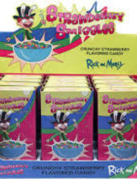 Boston America Rick & Morty Strawberry Smiggles
