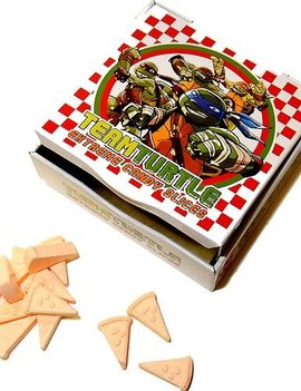 TMNT Extreme Candy Pizza Slices