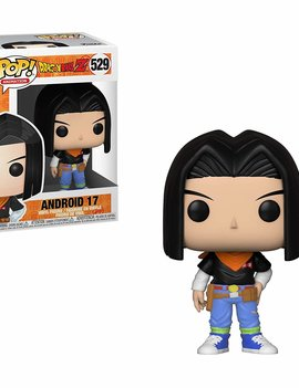 Funko POP! Android 17 #529 [PRE-OWNED]