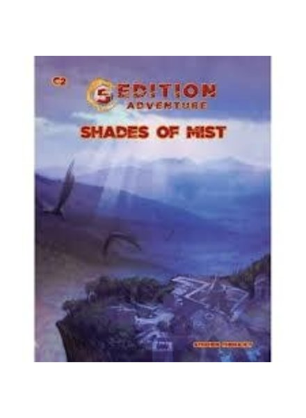 5th Ed. Adventures Shades of Mist
