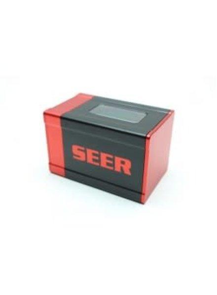 Box Gods Seer Deck Box: Red