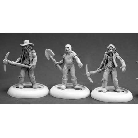 Chronoscope Zombie Miners
