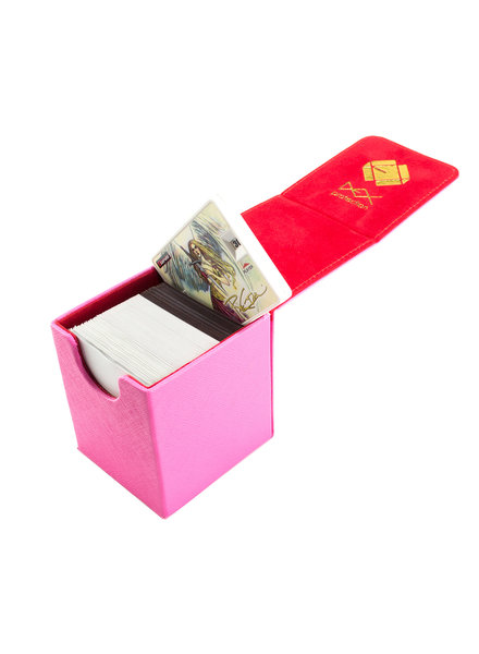 Creation Line Pink Deckbox Small