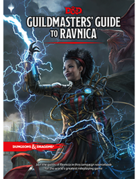 WizardsOfTheCoast D&D 5E: Guildmasters' Guide To Ravnica