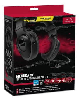 PC Medusa XE Stereo Wired Headset
