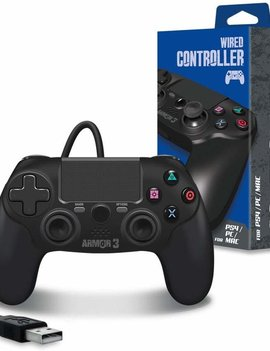Wired Game Controller for PS4/ PC/ Mac