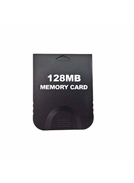 [Third Party] Wii/ GameCube 128MB Memory Card NEW