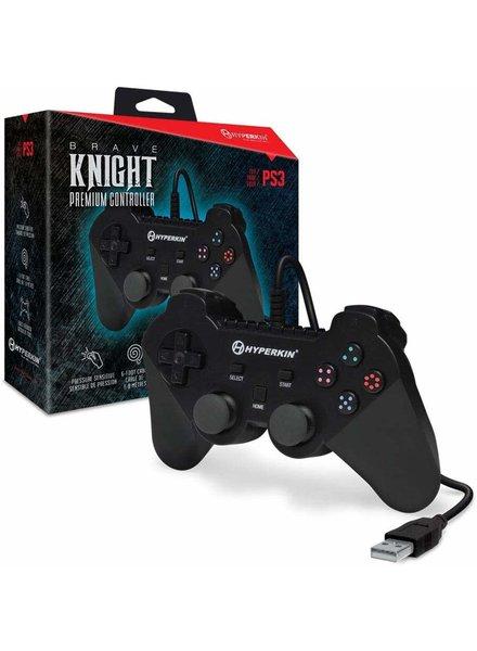 Knight Premium PS3 Controller BLACK