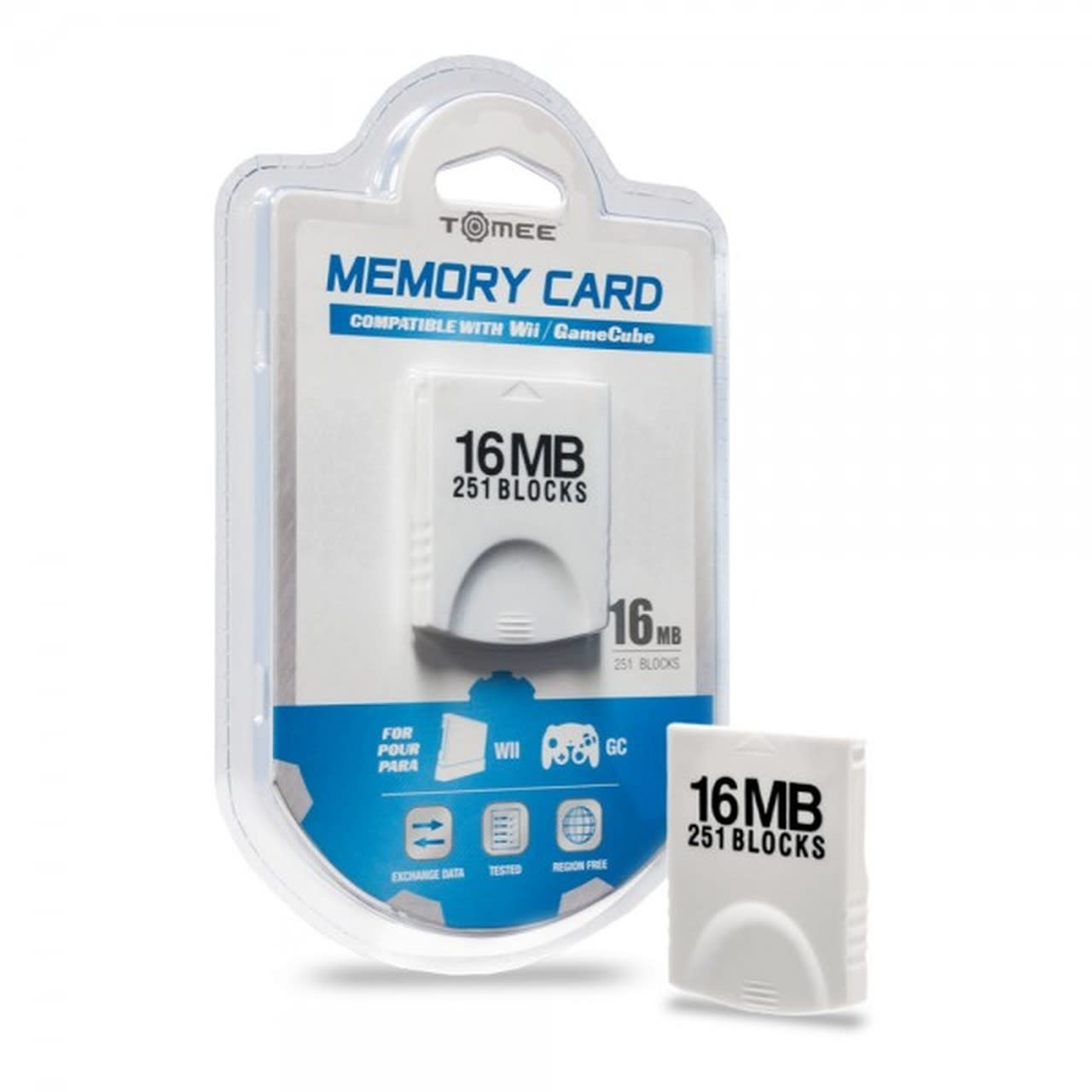 [Third Party] Wii/Gamecube 64MB Memory Card NEW