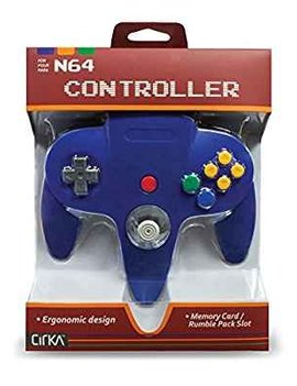 N64 Controller (Third Party) BLUE