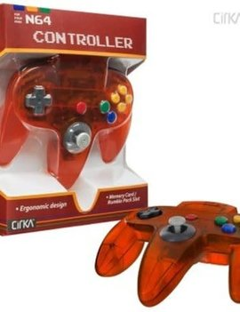 N64 Controller (Third Party) FIRE