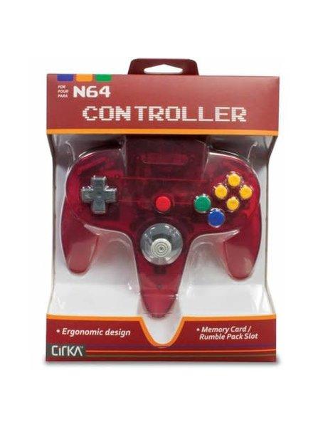 N64 Controller (Third Party) WATERMELON