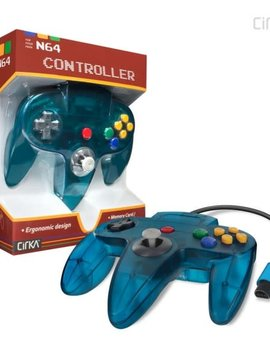 N64 Controller (Third Party) TURQUOISE