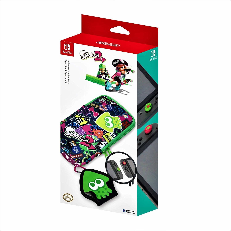 Switch Splatoon 2 Splat Pack - Gamer Oasis