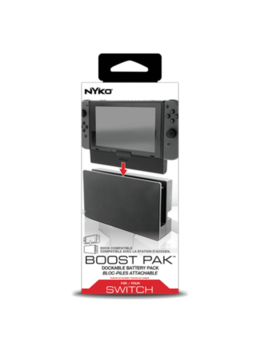 Boost Pak for Nintendo Switch